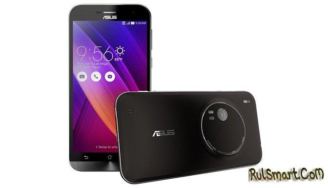 ASUS ZenFone Zoom - камерофон в стиле дзэн - CES 2015
