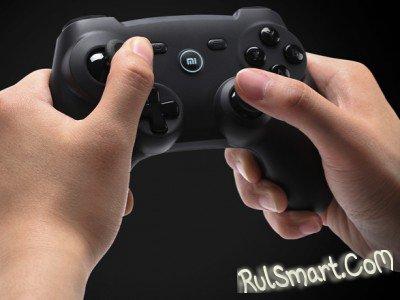 Xiaomi Bluetooth Gamepad: контроллер для Android за $16