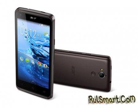Acer Liquid Z410 - доступный смартфон с качественным звуком