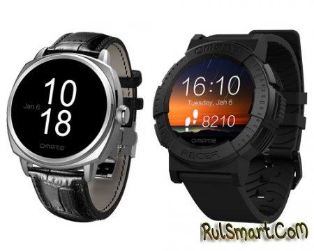 Omate Roma и Racer - умные часы с привлекательным дизайном