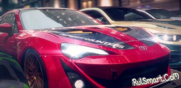 Need for Speed: No Limits - геймплей, когда выйдет и о донате
