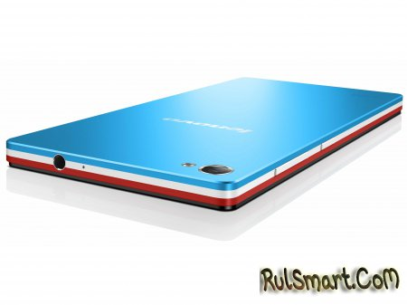 Lenovo Vibe X2 Pro: обновленный слоеный смартфон - CES 2015