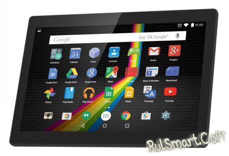 Polaroid L7 и L10 - доступные планшеты на базе Android 5.0 - CES 2015