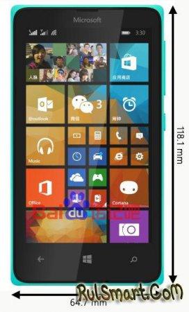 Microsoft Lumia 435 - бюджетный смартфон на Windows Phone