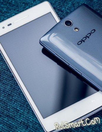 OPPO Mirror 3 - смартфон среднего класса на Snapdragon 410