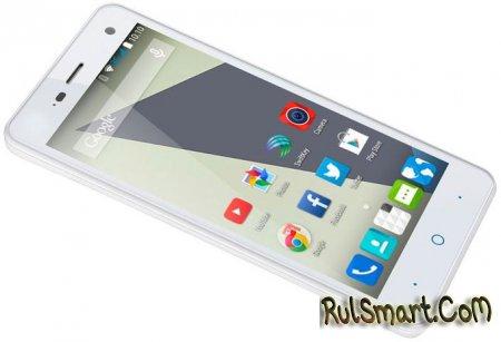 ZTE Blade L3 - бюджетный смартфон с Android 5.0