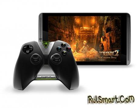 NVIDIA Shield Tablet 2 на базе Tegra X1 анонсируют в марте