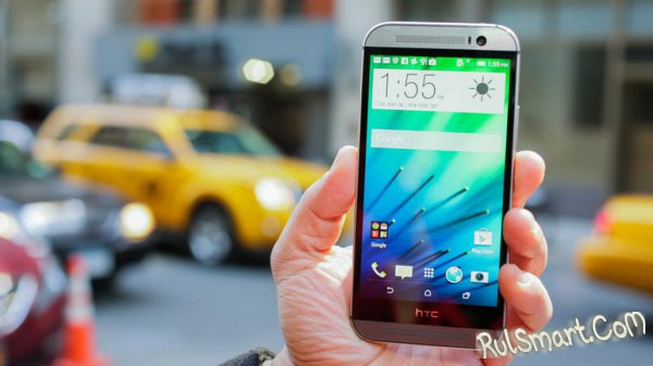 HTC One M8i - обновлённый флагман на Snapdragon 615