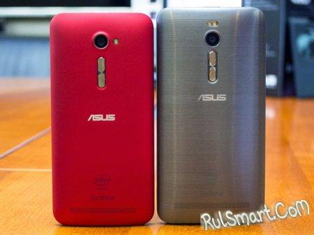 5-дюймовый ASUS ZenFone 2: фотографии и характеристики