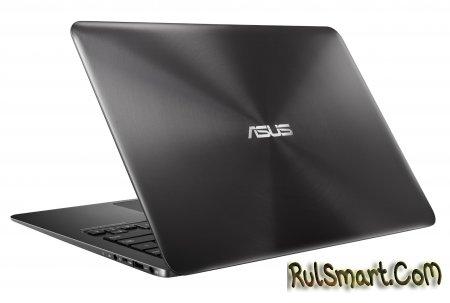 ASUS ZenBook UX305 - ноутбук семейства дзэн