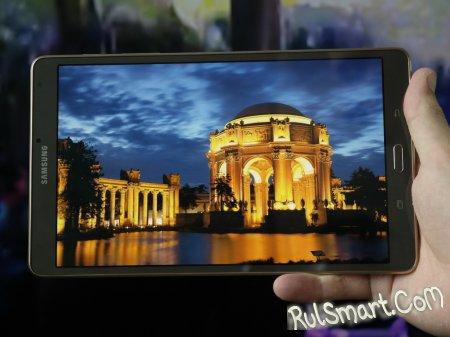 Samsung Galaxy Tab S 2: характеристики новых планшетов