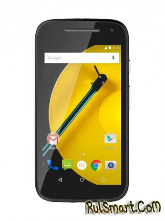 Motorola Moto E (2nd Gen.) - обновленный бюджетник