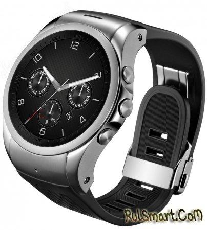 """LG Watch Urbane LTE - """"умные часы"""" с поддержкой LTE"""