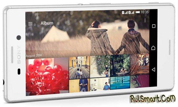 Sony Xperia M4 Aqua: 8 ядер и Android 5.0