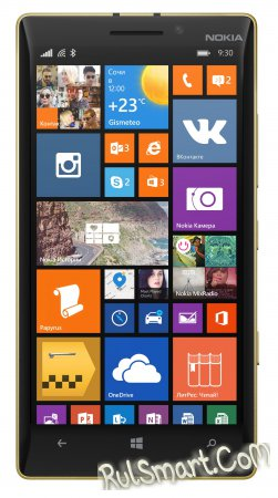Microsoft Lumia 940: новые подробности о смартфоне