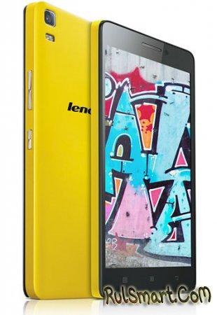 Lenovo K3 Note: музыкальный середнячок