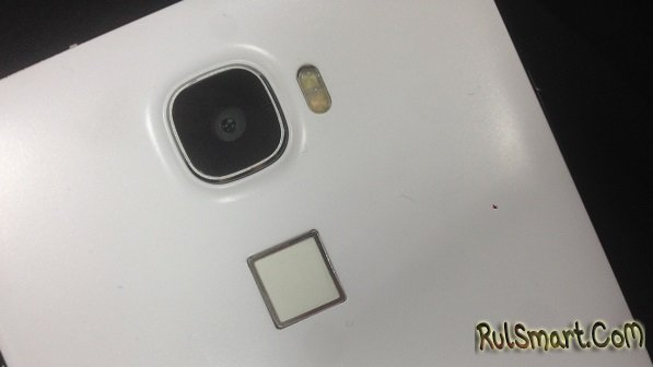 OUKITEL Universe Tap - безрамочный смартфон с MT6735 4G