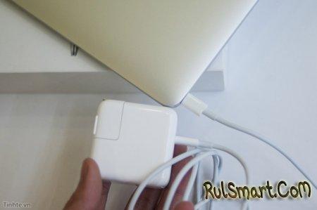 MacBook 2015: фотография и видео распаковки