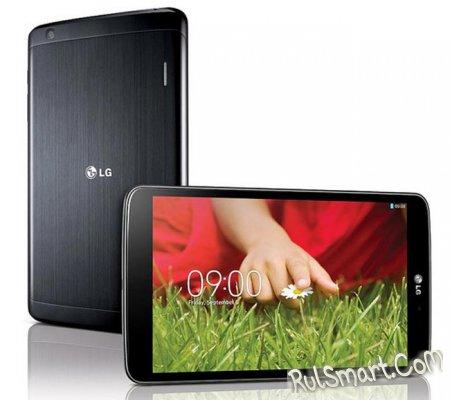 LG G Pad 8.3 GPE обновляется до Android 5.1