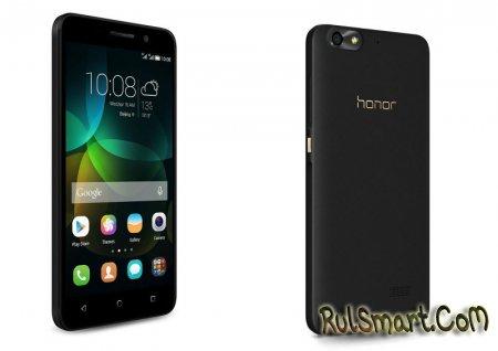 Huawei Honor 4С анонсирован в России