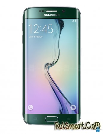 Samsung Galaxy S6 Edge обновляется до Android 5.0.2