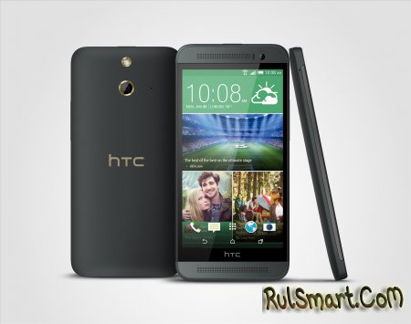 HTC One E8, Desire EYE и Butterfly S обновляются до Android 5.0