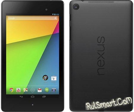 Обновление Android 5.0 может вызвать проблемы у Nexus 7