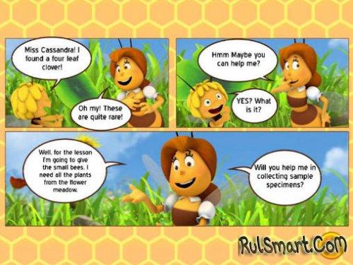 Пчелка майя игра на андроид скачать бесплатно