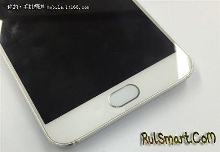 Meizu MX5 - первые фото устройства