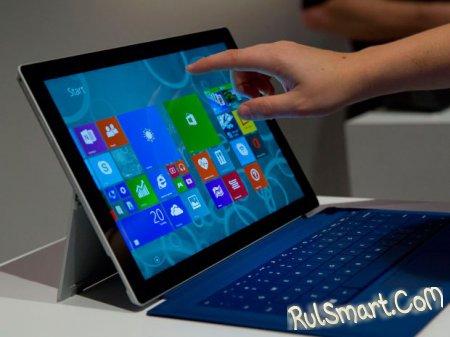 Microsoft Surface Pro 4 анонсируют в середине мая