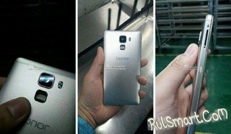Huawei Honor 7 может получить 4 ГБ оперативной памяти