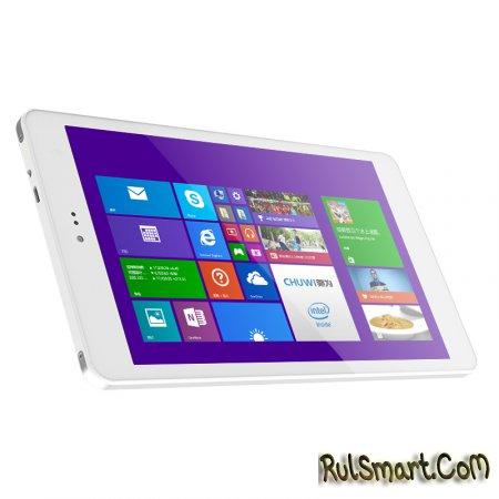 Chuwi Hi8 - бюджетный планшет с двумя ОС