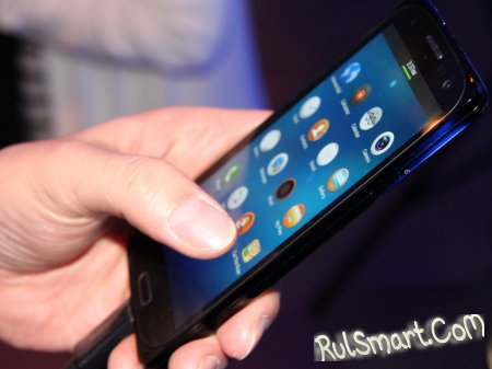 Jolla или Samsung могут создать русскую мобильную ОС