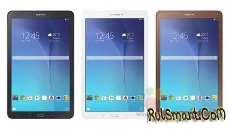 Samsung Galaxy Tab E: характеристики планшета