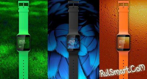 Nokia Moonraker - умные часы, которые так и не вышли