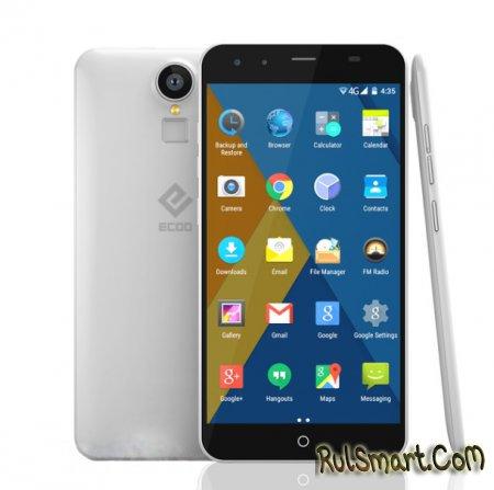 ECOO представит бюджетный смартфон E03
