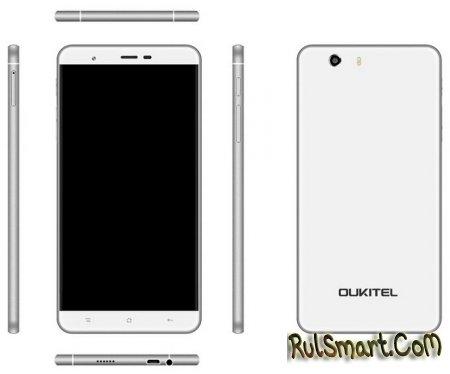 Oukitel U9: Mediatek MT6753 и 3 ГБ оперативной памяти (видео)