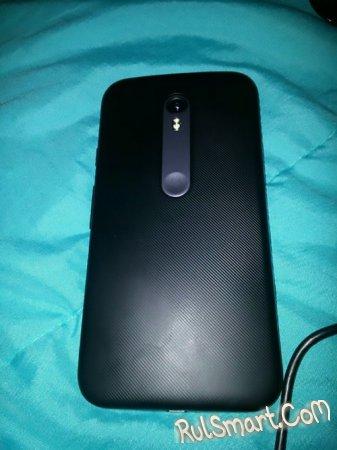 Живые фото Motorola Moto G (2015)