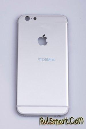 iPhone 6S: живые фото корпуса