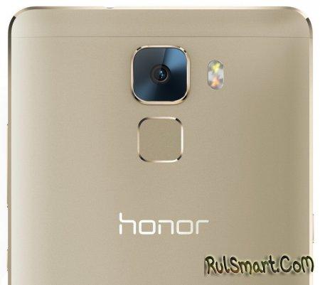 Huawei Honor 7: еще один флагман компании