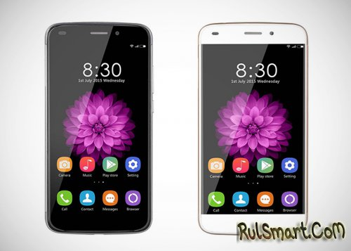 OUKITEL U10 - смартфон на Android 5.1 за $160