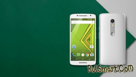 Moto X Style и Moto X Play: анонс флагманских смартфонов