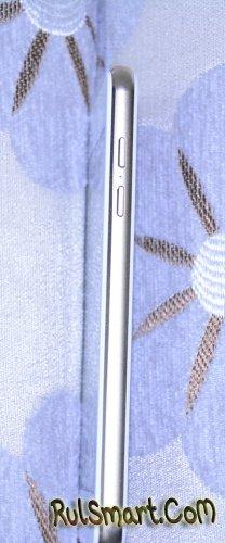 OUKITEL U6 - смартфон с двумя дисплеями