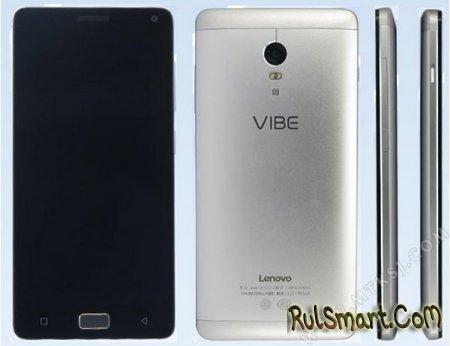 Lenovo Vibe P1: металлический долгожитель