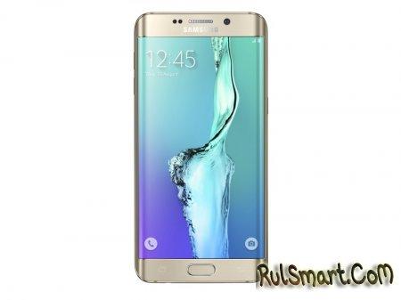 В России начался сбор предзаказов на Samsung Galaxy S6 edge+