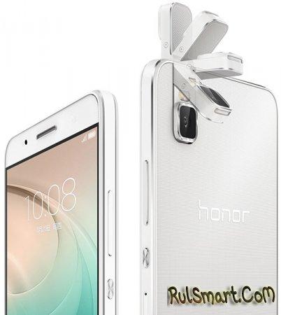 Huawei Honor 7i: откидная камера и Snapdragon 616