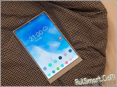 Hisense Vidaa Mirror Tablet: безрамочный планшет