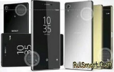Sony Xperia Z5 Premium может получить 4К-дисплей