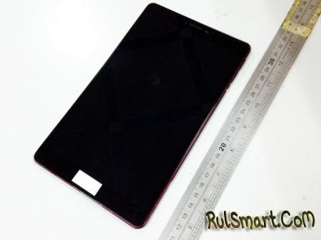 Google Nexus 8: живые фото нового планшета