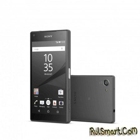 Sony Xperia Z5, Z5 Compact и Z5 Premium: новый флагман компании - IFA 2015